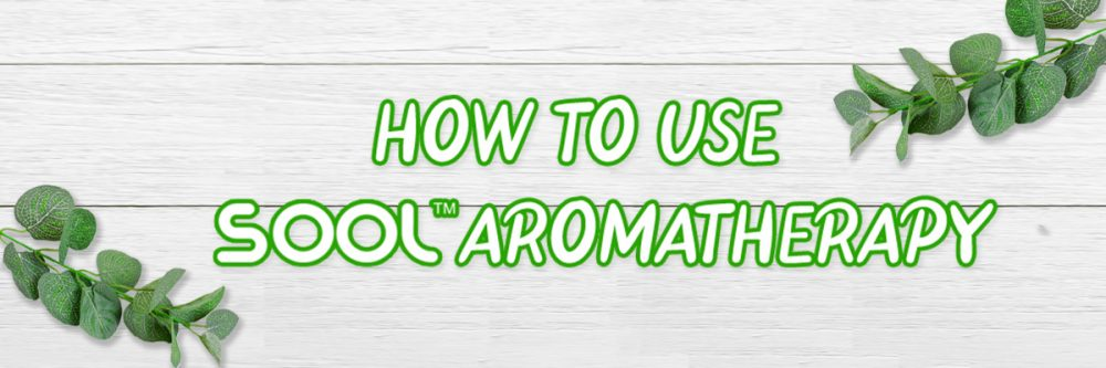 how to use sook aromatherapy